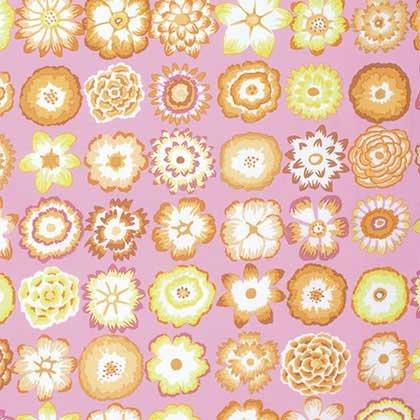 Kaffe Fassett - Button Flowers - Pink