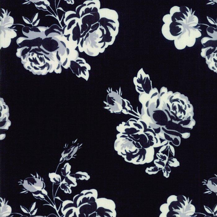 Urban Cottage Prints Black