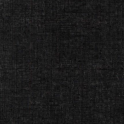 Essex Yarn Dyed Metallic Onyx