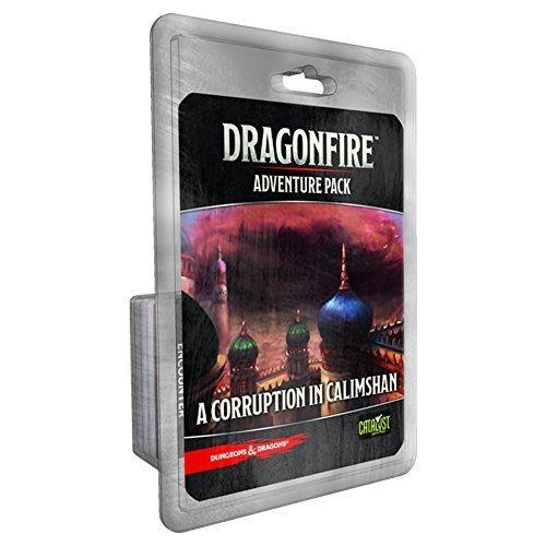 Dragonfire: Corruption in Calimshan Adventure Pack