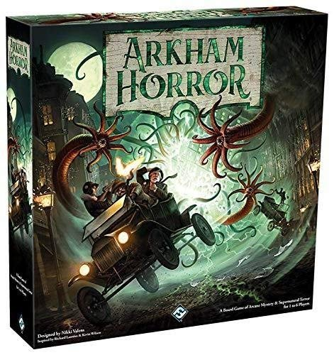 Arkham Horror: 3rd Edition Core Set