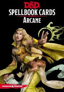 D&D Spellbook - Arcane