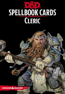 D&D Spellbook - Cleric