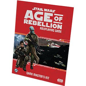 Star Wars RPG: Age of Rebellion Game Masters Kit