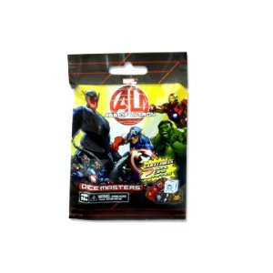 Dice Masters Marvel: Avengers Age of Ultron Foil Pack