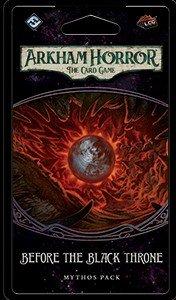 Arkham Horror LCG: Before the Black Throne Mythos Pack