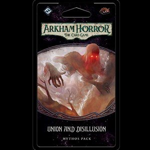 Arkham Horror LCG: Union and Disillusion Mythos Pack (DNS)