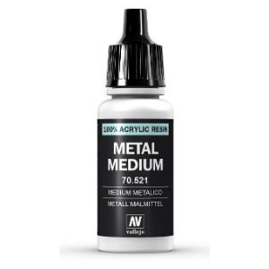 Auxiliary Products: Metal Medium (17ml)
