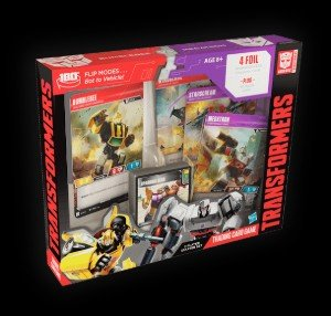 Transformers TCG: Bumblebee vs. Megatron Starter Set