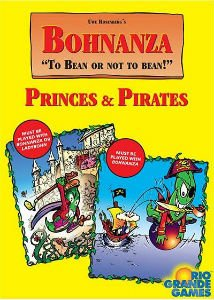 Bohnanza: Princes and Pirates