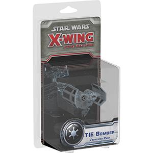 X-Wing: Tie Bomber