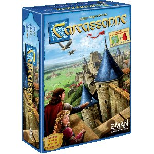 Carcassonne (w/ River Expansion)