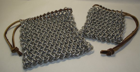 Chain Mail Bag - Small