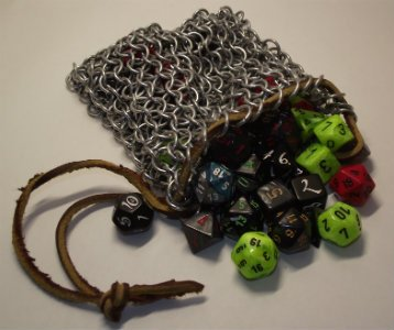 Chain Mail Bag - Large