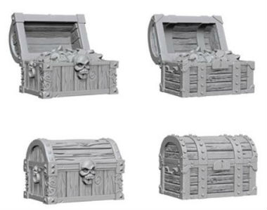 Deep Cuts Minis: Chests
