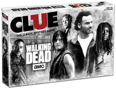 Clue: The Walking Dead - AMC