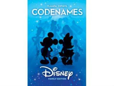 Codenames: Disney Family