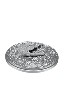 D&D Minis: Crocodile