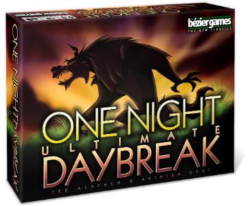 Ultimate Werewolf: One Night Daybreak