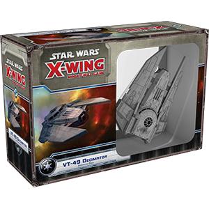 X-Wing: VT-49 Decimator