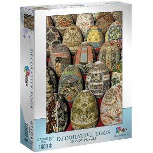 Puzzle: Decorative Eggs 1000 Pieces