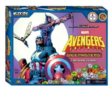 Dice Masters Marvel: Avengers Infinity Campaign Box