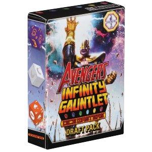 Dice Masters: Avengers Infinity Gauntlet Draft Pack