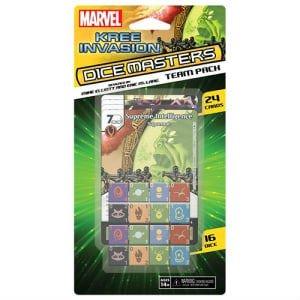 Dice Masters Marvel: Kree Invasion Team Pack