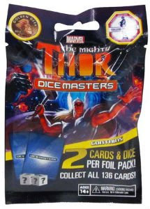 Dice Masters Marvel: The Mighty Thor Foil Pack