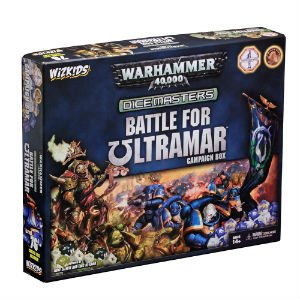 PREORDER Dice Masters Warhammer 40K: Battle for Ultramar Campaign Box