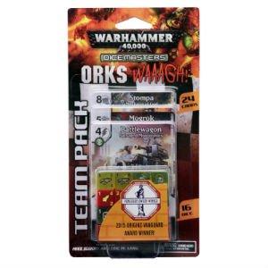 Dice Masters Warhammer 40K: Orks WAAAGH! Team Pack