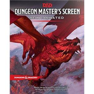 D&D 5E: DM Screen Reincarnated