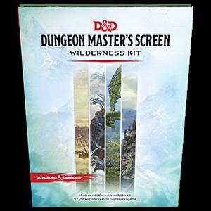 D&D 5E: DM Screen Wilderness Kit