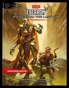 D&D 5e: Eberron - Rising from the Last War