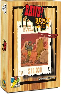Bang! Dodge City Expansion New Edition