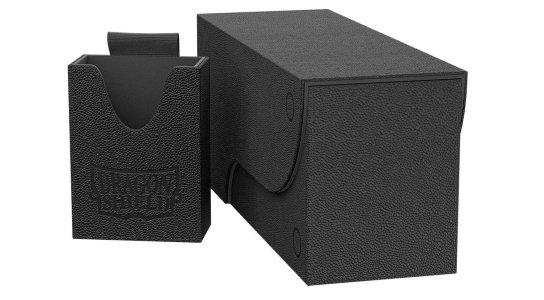 Dragon Shield: Nest Box + 300 Black/Black