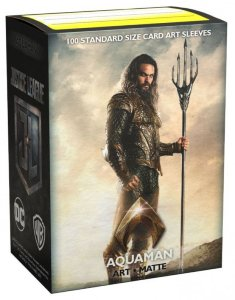 Aquaman Art Matte Dragon Shield (100)