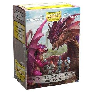 Dragon Shield: Matte Father's Day 2020 Dragon Art (100)