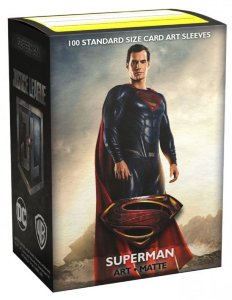 Dragon Shield: Matte Superman Art (100)