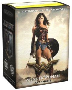 Dragon Shield: Matte Wonder Woman Art (100)