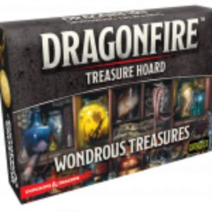 Dragonfire: Wonderous Treasures