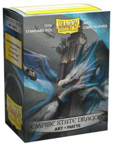 Empire State Dragon Matte Dragon Shield (100)