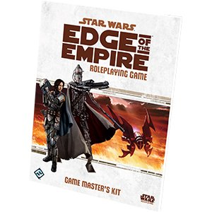 Star Wars RPG: Edge of the Empire GMs Kit