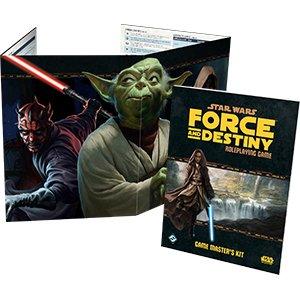 Star Wars RPG: Force and Destiny Game Master's Kit