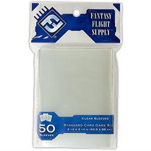 FFG - Standard Card Sleeves - Gray (50)