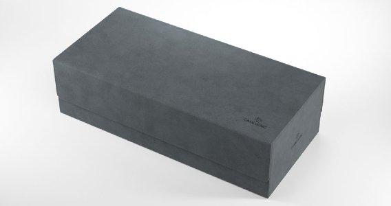 Midnight Grey Dungeon 1100+ Convertible Card Box