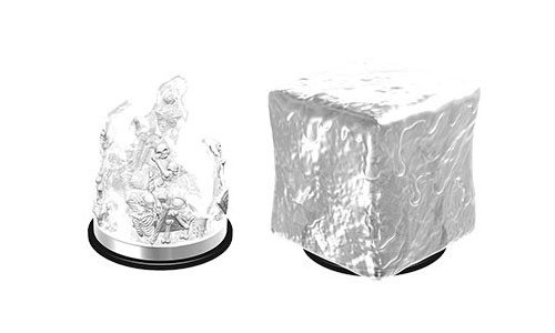 D&D Minis: Gelatinous Cube