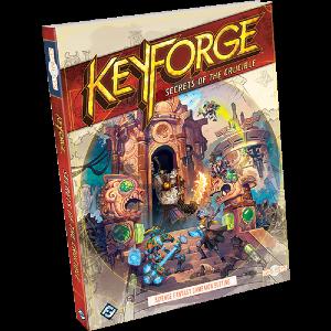 Genesys: KeyForge: Secrets of the Crucible
