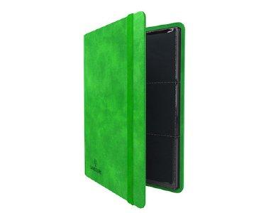 Green Prime 18-Pocket Album GameGenic
