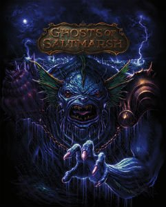 D&D 5e: Ghosts of Saltmarsh Limited Edition Cover